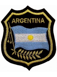 Argentina Shield Flag