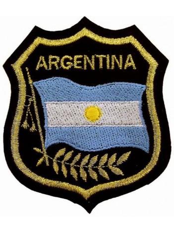 Argentina Shield Flag