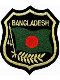 Bangladesh Shield Flag