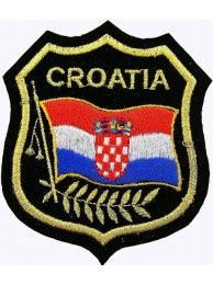 Croatia Shield Flag