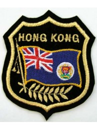 Hong Kong Shield Flag