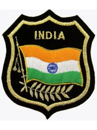 India Shield Flag