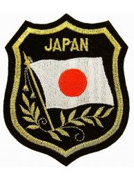 Japan Shield Flag