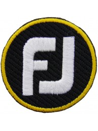 PGA Footjoy Badge Golf Embroidered Patch #13