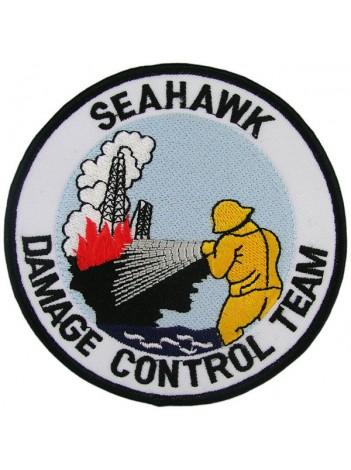 SEAHAWK FIREMAN DAMAGE CONTROL TEAM PATCH