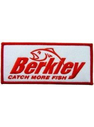 BERKLEY FISHING SPORT EMBROIDERED PATCH #01
