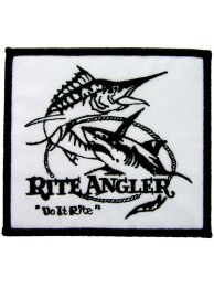 RITE ANGLER FISHING PATCH