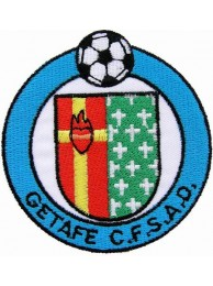 GETAFE FOOTBALL CLUB SPAIN PATCH