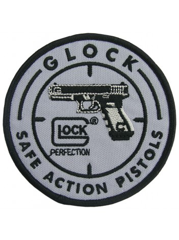 GLOCK PISTOL SHOOTING SPORT PATCH #02