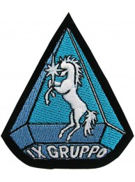 ITALIAN F104 STARFIGHTER 4th AEROBRIGATA PATCH