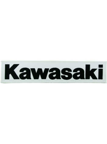 GIANT KAWASAKI BIKER EMBROIDERED PATCH (K03)