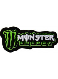 KAWASAKI MONSTER ENERGY EMBROIDERED PATCH #36