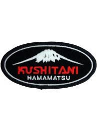 KUSHITANI HAMAMATSU BIKER MOTORCYCLE PATCH