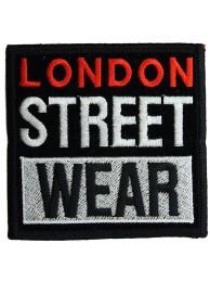 LONDON STREET WEAR PUNK & ROCK PATCH #01