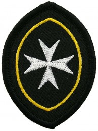 ST.JOHN GOLD AWARD PATCH (UK)