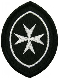 ST.JOHN SILVER AWARD PATCH (UK)