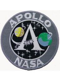 GIANT NASA APOLLO ASTRONAUT SPACE PATCH (L)