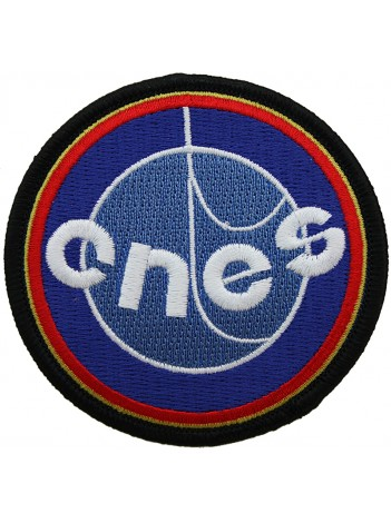 1988 USSR RUSSIA SPACE FLIGHT SOYUZ TM-7 PATCH #2