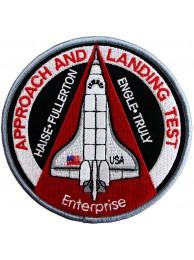 ENTERPRISE SPACE PROGRAM PATCH