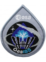 2009 RUSSIA SPACE FLIGHT SOYUZ TMA-15 PATCH