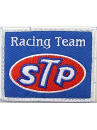 STP RACING MOTORSPORT EMBROIDERED PATCH #01