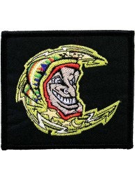 YAMAHA THE DOCTOR 46 MOTORCYCLE BIKER PATCH #05