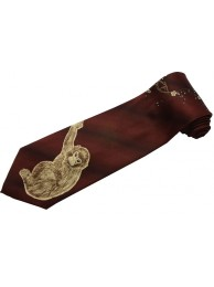 MONKEY ANIMAL TIE NOVELTY NECKTIE #01
