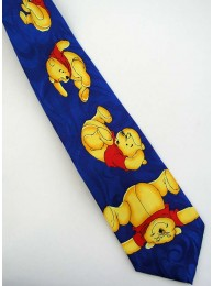 WINNIE THE POOH CARTOON NOVELTY NECKTIE 02