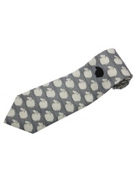 SHEEP ANIMAL TIE NOVELTY NECKTIE #04