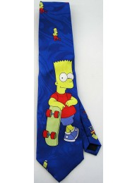 THE SIMPSON FANCY CARTOON TIE NOVELTY NECKTIE #02