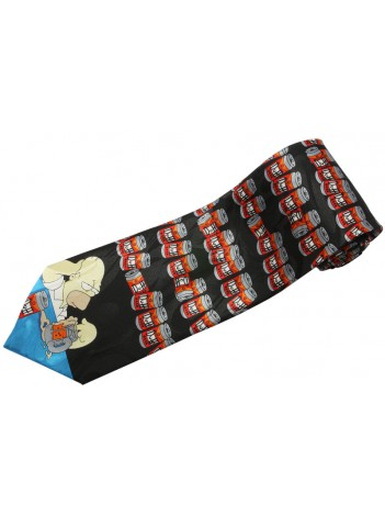 THE SIMPSON FANCY CARTOON TIE NOVELTY NECKTIE #05