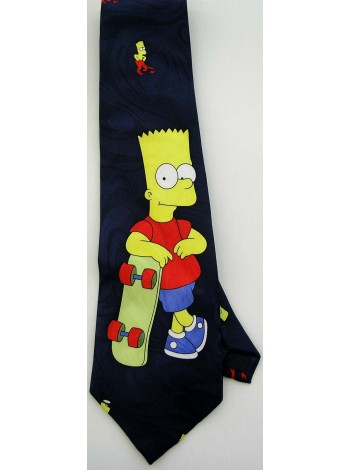 THE SIMPSON FANCY CARTOON TIE NOVELTY NECKTIE #07