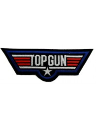 US NAVY TOP GUN PATCH