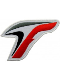 TOYOTA F1 RACING EMBROIDERED PATCH