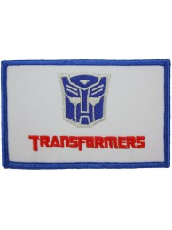 TRANSFORMERS COMIC EMBROIDERED PATCH #03