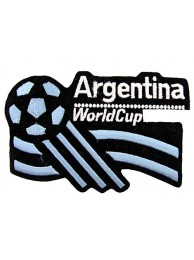 WORLD CUP - ARGENTINA FOOTBALL SOCCER PATCH #01