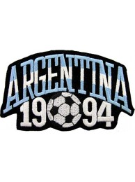 WORLD CUP - ARGENTINA FOOTBALL SOCCER PATCH #02