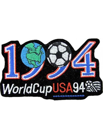 1994 WORLD CUP - USA FOOTBALL SOCCER EMBROIDERED PATCH #07