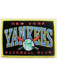 MLB BASEBALL NEW YORK YANKEES EMBROIDERED #01