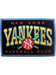 MLB BASEBALL NEW YORK YANKEES EMBROIDERED #02