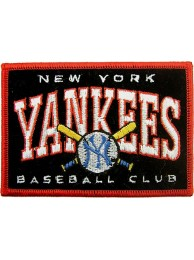 MLB BASEBALL NEW YORK YANKEES EMBROIDERED #03