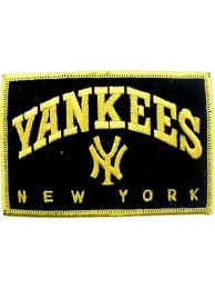 MLB BASEBALL NEW YORK YANKEES EMBROIDERED #05