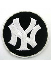 MLB BASEBALL NEW YORK YANKEES EMBROIDERED #10