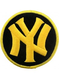 MLB BASEBALL NEW YORK YANKEES EMBROIDERED #12