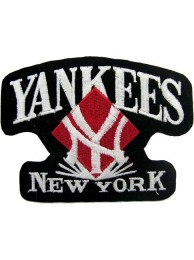 MLB BASEBALL NEW YORK YANKEES EMBROIDERED #13