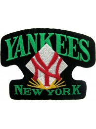 MLB BASEBALL NEW YORK YANKEES EMBROIDERED #14