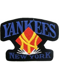 MLB BASEBALL NEW YORK YANKEES EMBROIDERED #15