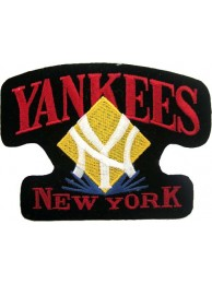 MLB BASEBALL NEW YORK YANKEES EMBROIDERED #16